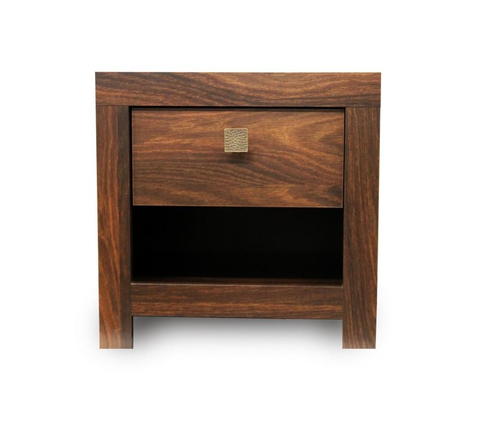 Noční stolek Indigo INDK01 (Dub durance)