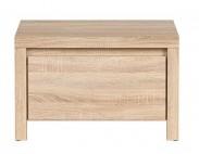 Noční stolek Kaipan (dub sonoma)