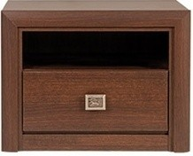 Noční stolek Koen KOM1S (Dub canterbury)
