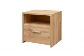 Noční stolek Leticia (dub pobřežní)