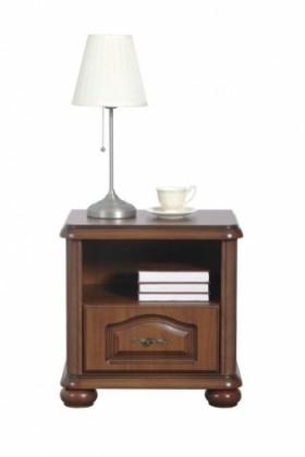 Noční stolek Natalia komoda 55 1s (Višeň primavera)