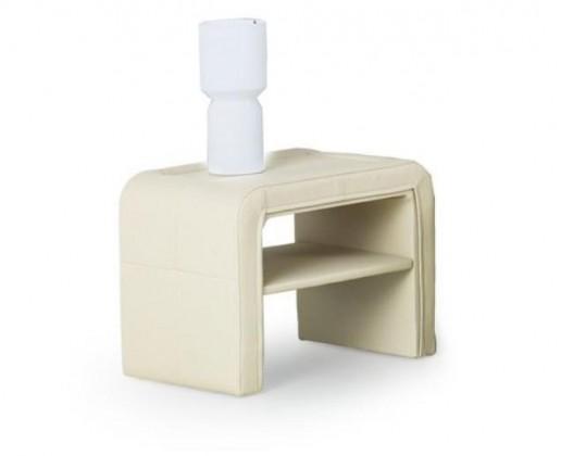 Noční stolek Sara - Noční stolek (béžová)