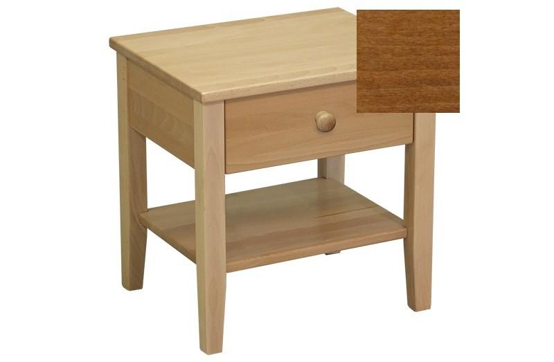 Noční stolek Talia - Noční stolek (ořech)
