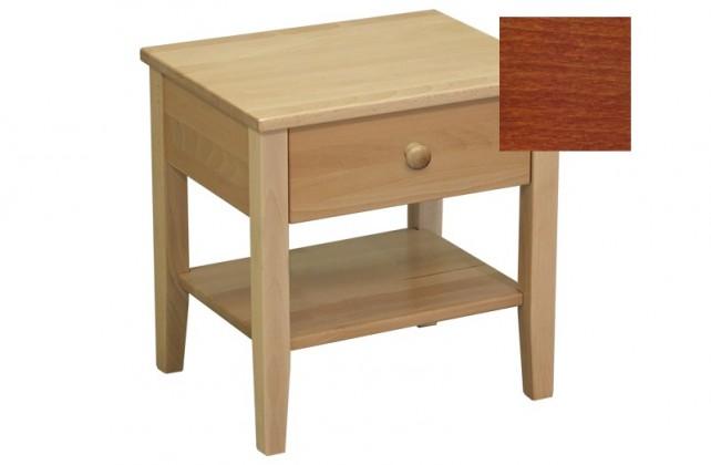 Noční stolek Talia - Noční stolek (višeň)