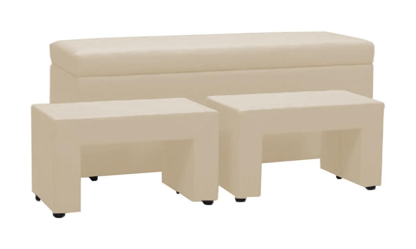 Noční stolek TRIPLE + NIGHT STANDS (ivory, sk. IV)