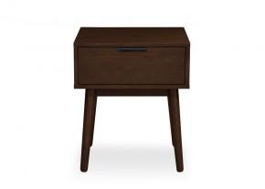 Noční stolek Vivien (ořech)