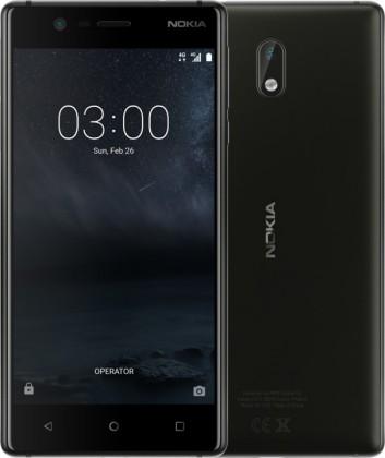 NOKIA 3 DS Black