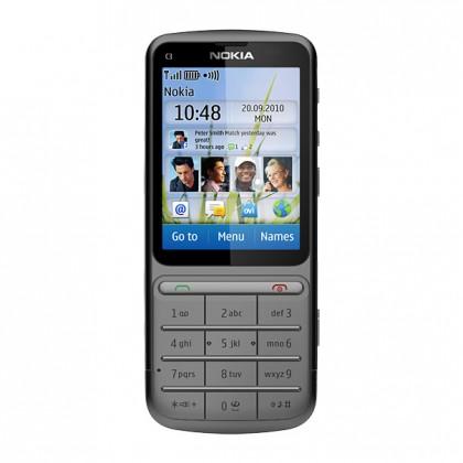 Nokia C3-01.5 Warm Grey