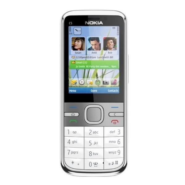 Nokia C5-00.2 White