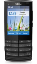 Nokia X3-02, Dark Metal