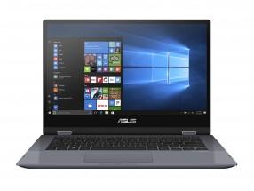 "Notebook Asus TP412FA-EC197T 14"" i3-8145U 8GB, SSD 256GB, Grey"