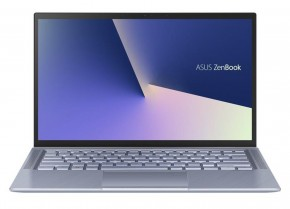 "Notebook Asus UX431FA-AN136T 14"" i5-10210 8GB, SSD 512GB, Silver + ZDARMA sluchátka Connect IT"