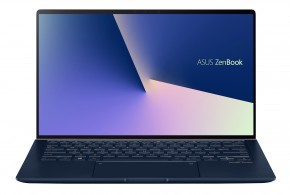"Notebook Asus UX433FAC-A5113R 14"" i7-10510 16GB, SSD 512GB, Blue + ZDARMA USB Flashdisk Kingston 16GB"
