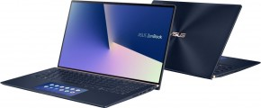 "Notebook ASUS UX534FTC-A8121T 15,6"" i7 16GB, SSD 512GB, GTX1650 + ZDARMA Optická myš Connect IT"