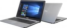 "Notebook ASUS VivoBook 15"" Pentium 4GB, SSD 256GB, X540MA-DM305T"