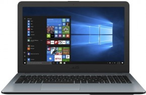 "Notebook ASUS X540UA 15,6"" Pentium 4GB, SSD 256GB, X540UADM1674T + ZDARMA ""USB Flashdisk Verbatim"" + ""Antivir Bitdefender Plus"" v hodnotě 1 399,- Kč"