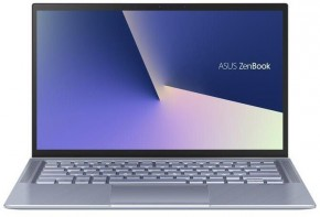 Notebook ASUS Zenbook 14'' i3 4GB, SSD 256GB, UX431FA-AN168T + ZDARMA sluchátka Connect IT