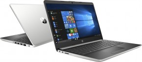 "Notebook HP 14"" AMD A9 4GB, SSD+HDD, 4DL48EA + ZDARMA Antivirový program Bitdefender Plus"
