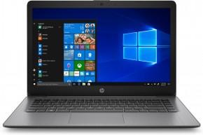 """Notebook HP 14-ds0005nc 14"""" AMD A4 4GB, 64GB, Black + ZDARMA sluchátka Connect IT"""