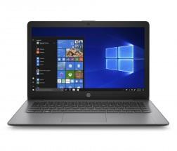 "Notebook HP 14-ds0005nc 14"" AMD A4 4GB, 64GB, Black + ZDARMA ""USB Flashdisk Verbatim"" + ""Antivir Bitdefender Plus"" v hodnotě 1 399,- Kč"