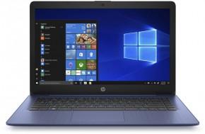 "Notebook HP 14-ds0006nc 14"" AMD A4 4GB, 64GB, Blue"