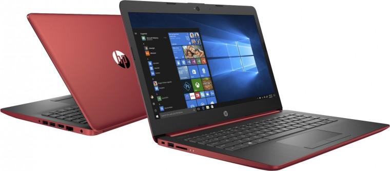 Notebook HP 14 Intel Celeron, 4GB RAM, 64 GB Flashpaměť
