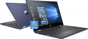 Notebook HP 14 Intel Pentium, 8GB RAM, 256 GB SSD + dárek