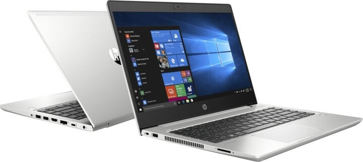 "Notebook HP ProBook 455 G7 15.6"" R5 8GB, SSD 256GB, 12X18EA#BCM"