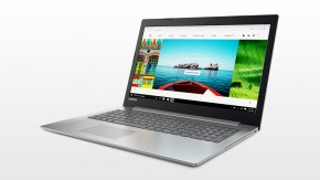 "Notebook Lenovo IdeaPad 15,6"" AMD A6 8GB, HDD 1TB, 80XV00M2CK"