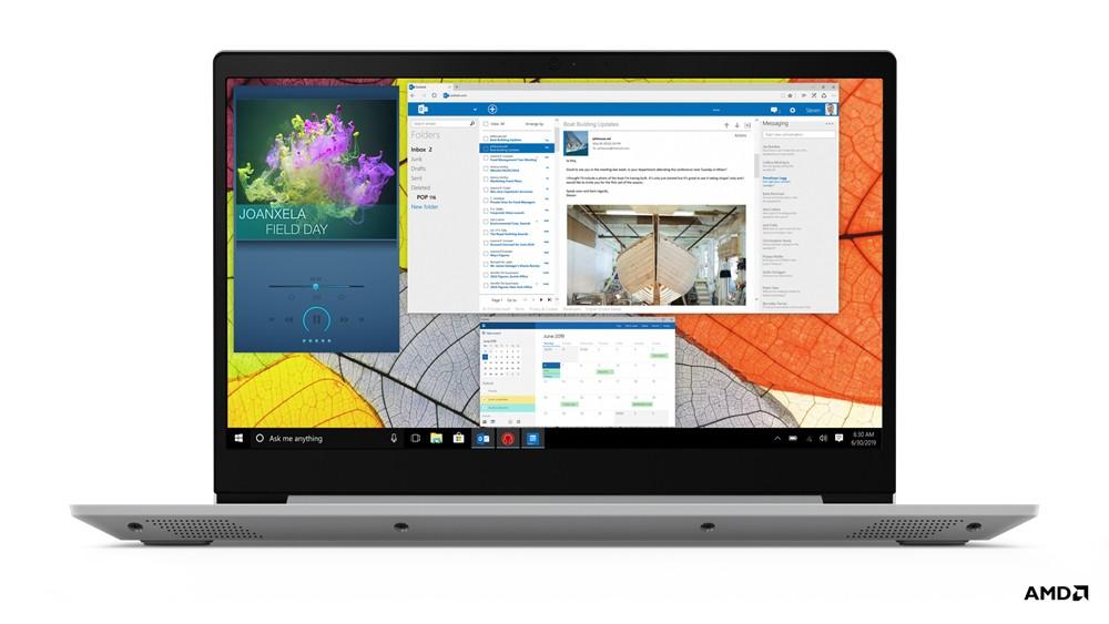 "Notebook Lenovo IdeaPad S145 15,6"" A9 4G, SSD 128GB, 81N30046CK"