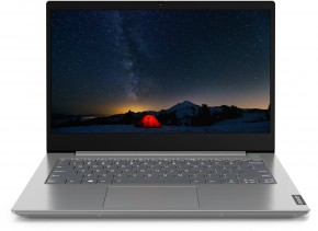 Notebook Lenovo ThinkBook 14 i5 8GB, SSD 256GB, 20SL000MCK + ZDARMA Antivir Bitdefender Internet Security v hodnotě 699,-Kč