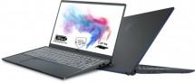 Notebook MSI Prestige 14 A10RAS-084CZ i7 16GB, SSD 512GB