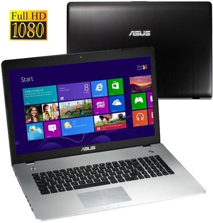 Notebooky Asus N76VJ-T4044H
