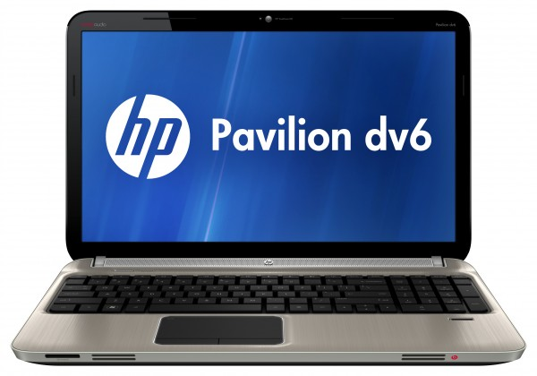 Notebooky HP Pavilion dv6-6030ec (LQ290EA)
