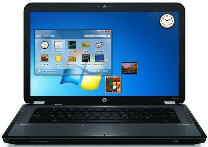 Notebooky HP Pavilion g6-1260 (A2Z95EA)