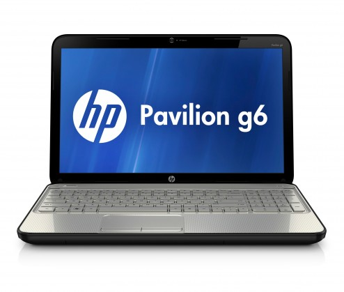 Notebooky HP Pavilion g6-2130sc (B8J27EA)