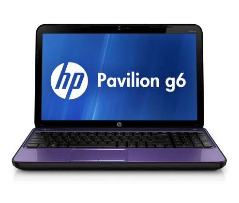 Notebooky HP Pavilion g6-2160sc (B8Y01EA)
