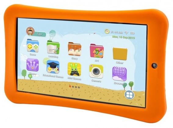 """Notebooky, konzole, PC zlevněno Tablet VIVAX TPC-705 Kids 7"""" 16GB, RAM 1GB POUŽITÉ, NEOPOTŘEBENÉ"""