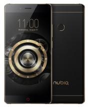 Nubia Z11, černá/zlatá