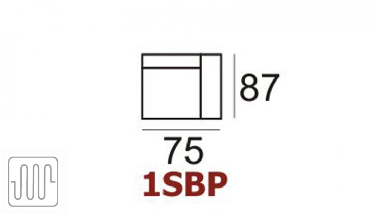 Nuuk 1SB L/P (zakázková výroba)