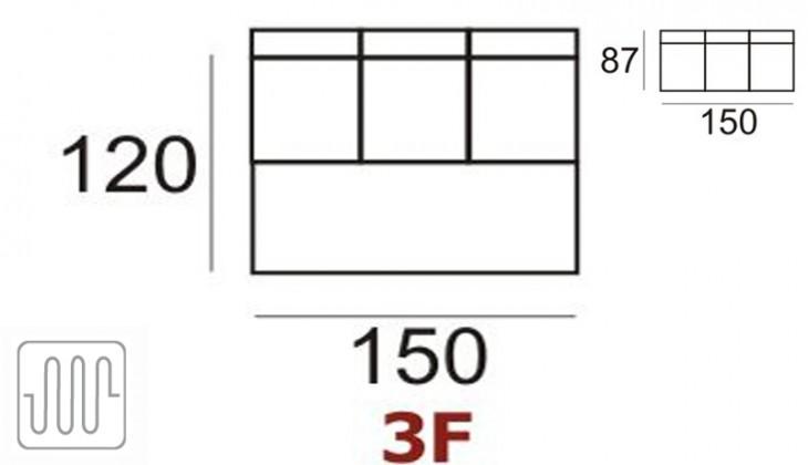 Nuuk 3F (zakázková výroba)