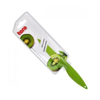 Nůž 263696 (kov,plast,zelená)