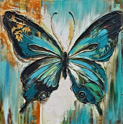 Obraz Life W544, 30x30 cm
