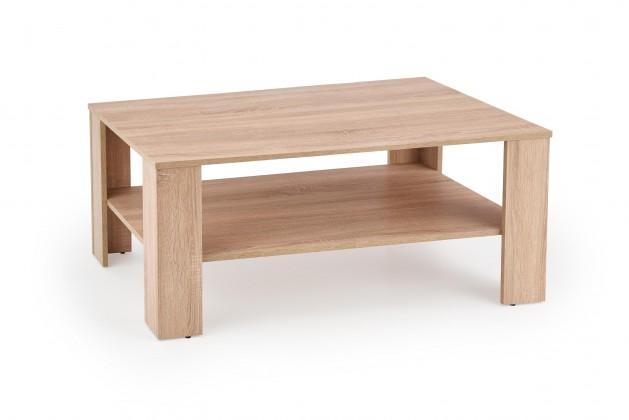 Obývací pokoje ZLEVNĚNO Konferenční stolek Kwadro (sonoma)