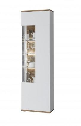 Obývací skříň Wotan - typ 2, pravá