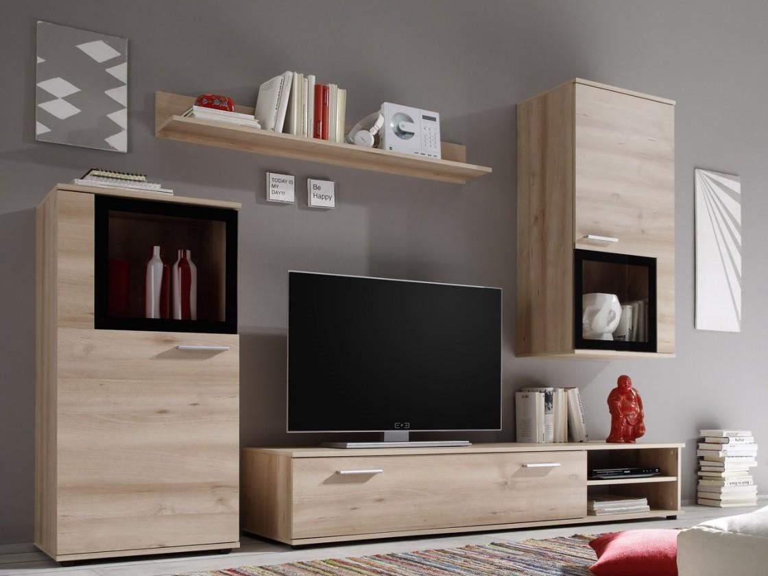 Obývací stěna AN.251 - obývací stěna (buk)