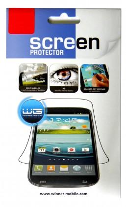 Ochranné fólie Ochranná fólie na displej SAM Galaxy Note 2 2 ks