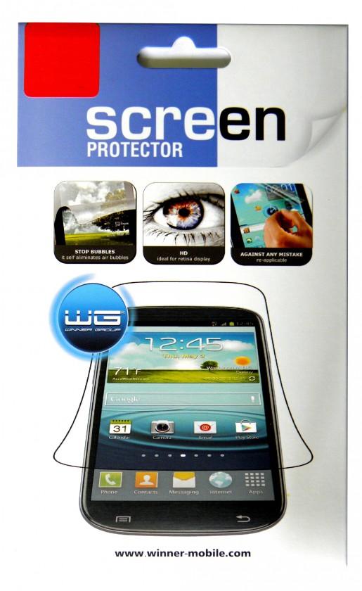 Ochranné fólie Ochranná fólie na displej Sam Galaxy S4 Mini 2 ks