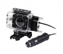 Ochranný obal na motocykl pro akční kamery SJCAM