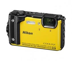 Odolný fotoaparát Nikon Coolpix W300, žlutá